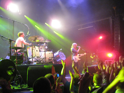 The Ting Tings (Concerten)